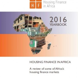 Just Launched! 2016 Housing Finance in Africa Yearbook
